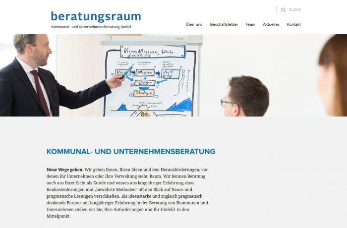 BERATUNGSRAUM Kommunal- und Unternehmensberatung GmbH