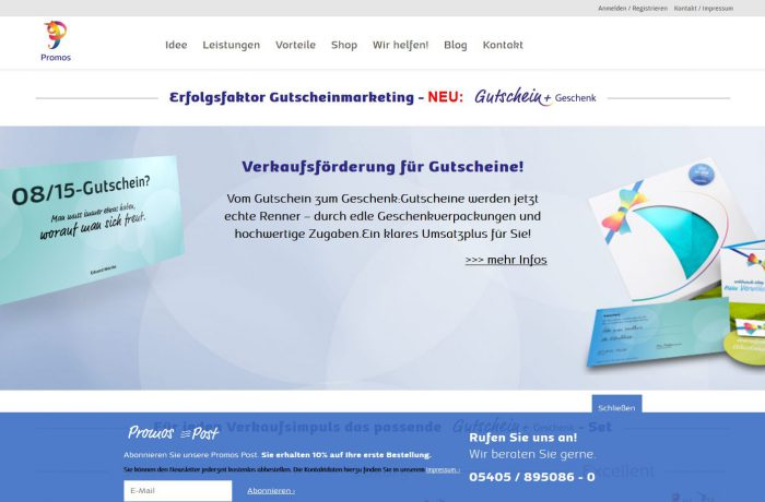 PROMOS Promotional Solutions GmbH & Co. KG