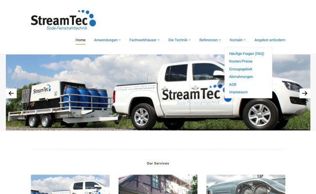 2016-streamtec-hannover-internetseite-sandstrahlen