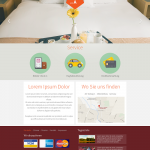 Designstudie KonVis Beratung Internetseite