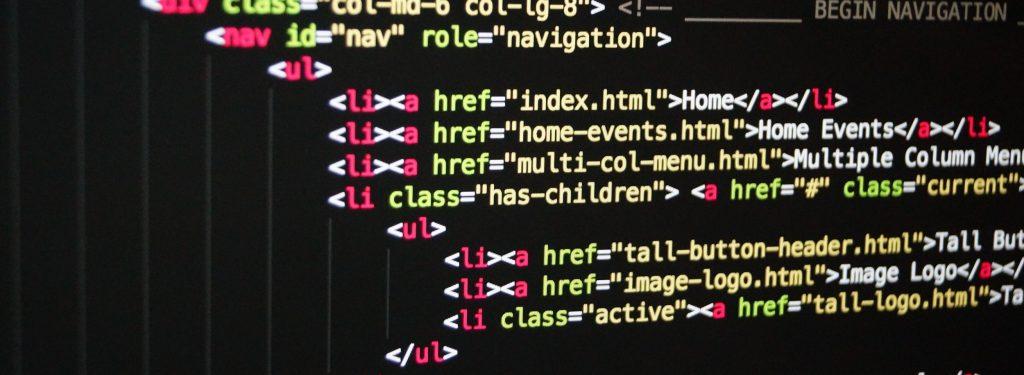 Banner Code Webprogrammierung Hannover