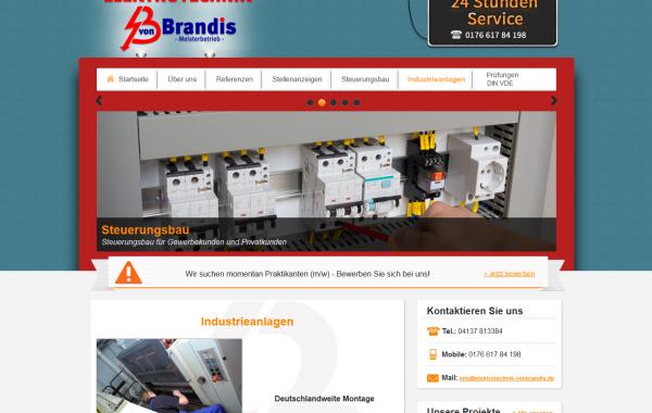 Elektrotechnik von Brandis