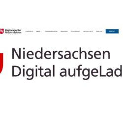 """KonVis ist Beratungsunternehmen für das Programm """"Niedersachsen Digital aufgeLaden"""" des Landes Niedersachsen"""