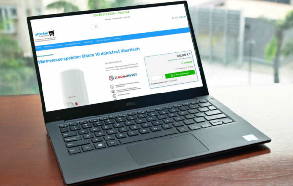 Afterfair.de – Online Shop für Warmwasserspeicher, Durchlauferhitzer, Wandkonvektoren