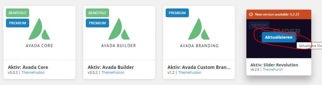 Avada custom fields pro advances custom fields