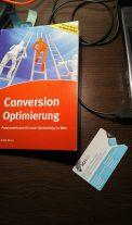 Buch Conversion Optimierung – Praxismethoden für mehr Markterfolg im Web