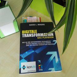 """Geniales Buch – """"Digitale Transformationen – Das Playbook"""" aus mitp Verlag"""