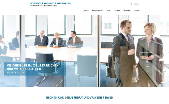 internetseite-rechtsanwalt-kanzlei-referenz-petersenhardrahtpruggmayer