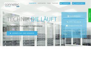 internetseite-systemhaus-erstellen-connetec-GmbH–Leer-Ostfriesland-www_connetec_de