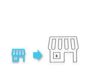 kleiner einfacher Magento Shop