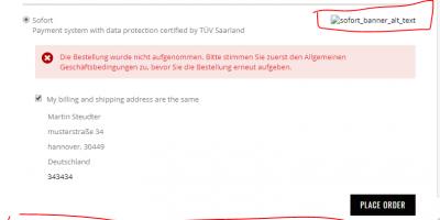 Magento 2.3 Klarna Payments – Aktuell (01/2020) keine Version erhältlich