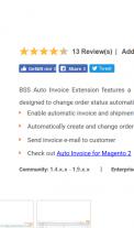 Erweiterung Auto Invoice – Automatisch Rechnung erstellen basierend auf Zahlungsart in Bestellung