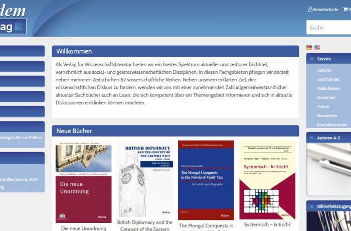 ibidem-Verlag