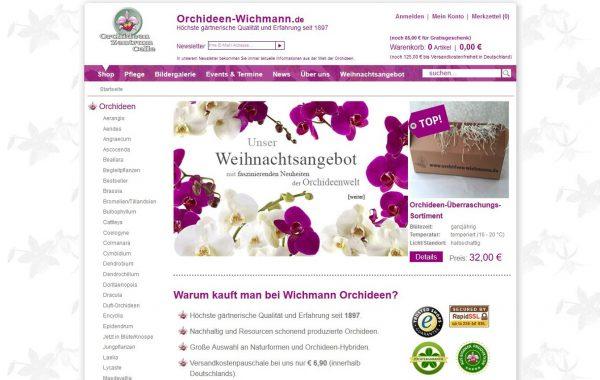 Orchideen Zentrum Wichmann e.K.