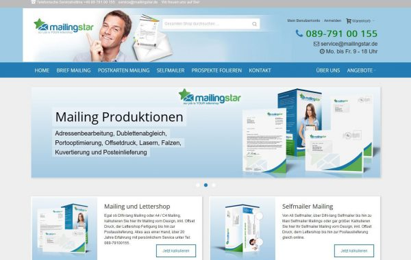 mailingstar.de by docuMail GmbH