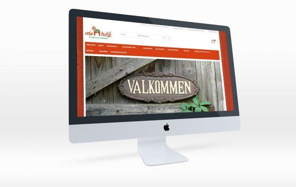 min-butik – Schönes aus Schweden