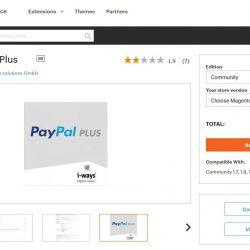 Lösung: Paypal Plus in Magento 1.9 installieren – Welche Erweiterung?