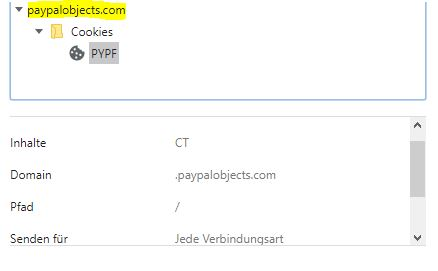 paypalobjects cookie magento