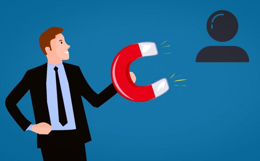 Pull Marketing Mittelstand Geschäftskunden B2B Online Shop