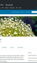 Vorgestellt: WordPress Plugin für 301 Weiterleitungen – Plugin Redirection