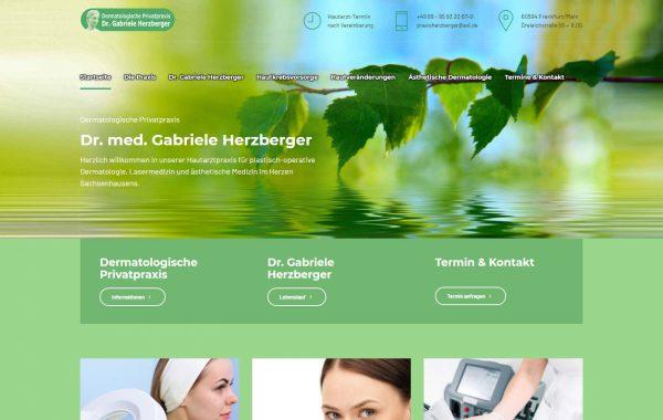 Dermatologische Privatpraxis Dr. med. Gabriele Herzberger