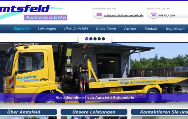 Amtsfeld Automobile
