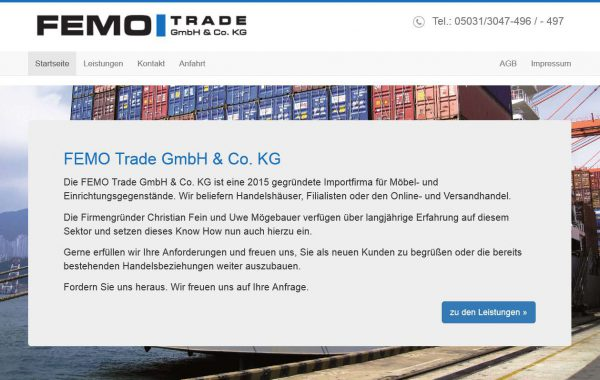 FEMO Trade GmbH & Co. KG
