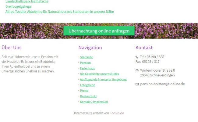 referenz-wordpress-footer-internetseite-pension-holsten-schneverdingen