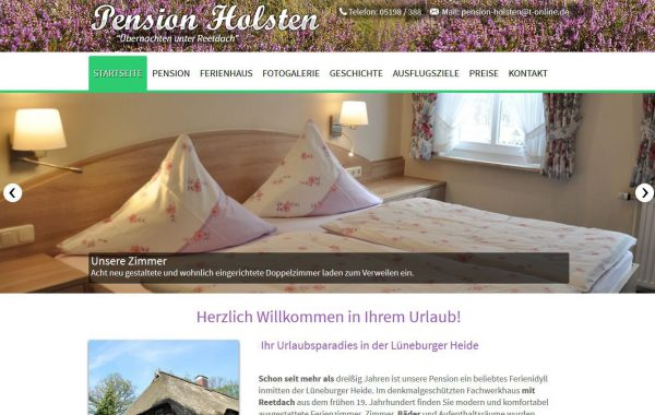 Pension Holsten (Ramakershof)
