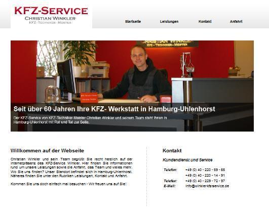 Winkler KFZ Service