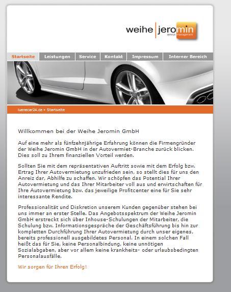Weihe Jeromin GmbH