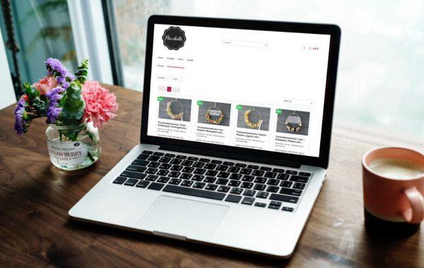 Fleurbelle Trockenblumen Online Shop