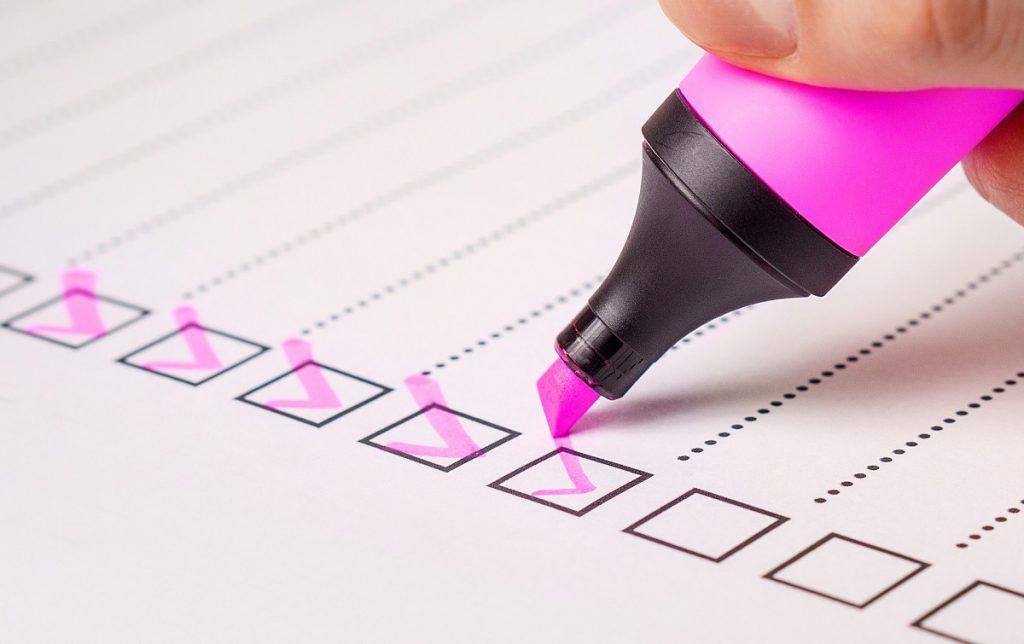 SEO Checkliste Beratung