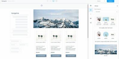 Shopware 6 – Erlebniswelten vorgestellt – Was können die? Wozu braucht man die? Probleme? Vorteile und Nachteile.