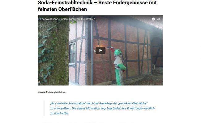 stream-tec-hannover-wordpress-feinstrahlen-sandstrahlen-internetseite-relaunch-konvis