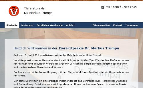 Tierarztpraxis Dr. Markus Trumpa