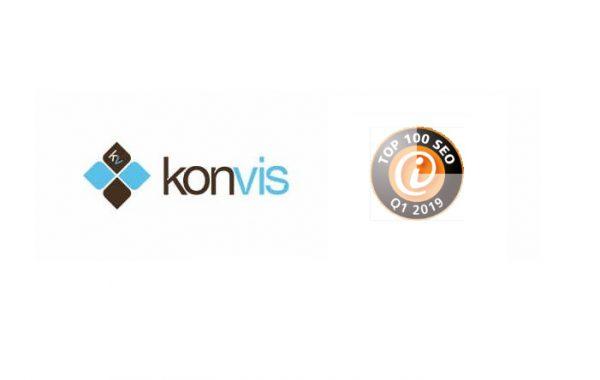 KonVis – Top 100 SEO-Dienstleister Q1/2019