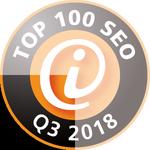Top 100 SEO Agenturen Q3 2018