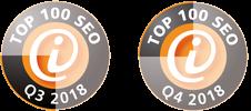 top SEO Agenture Q3 2018