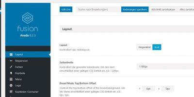 Hilfe bei Avada Theme gesucht? Betreuung von WordPress Internetseiten mit Avada Theme – Hilfe, Fehlersuche und Unterstützung