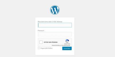 WordPress Erweiterungen deaktivieren per Datenbank – z.B. Google Captcha Erweiterung