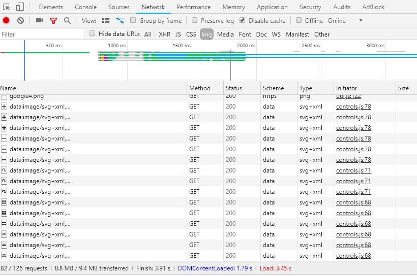 wordpress-schnellere-ladezeiten-total-cache-nachher
