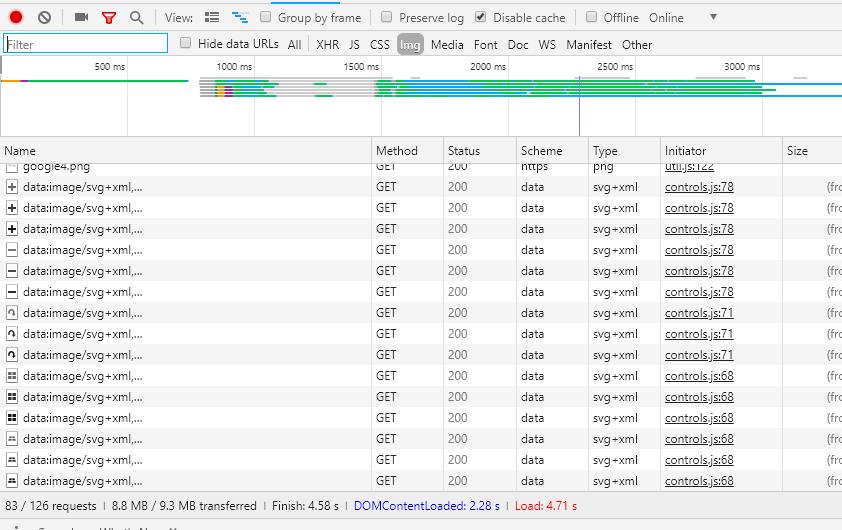 wordpress-schnellere-ladezeiten-total-cache-vorher