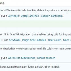 WordPress Nextgen Gallery 3.2.10 und ältere Versionen – Sicherheitslücke, dringend updaten